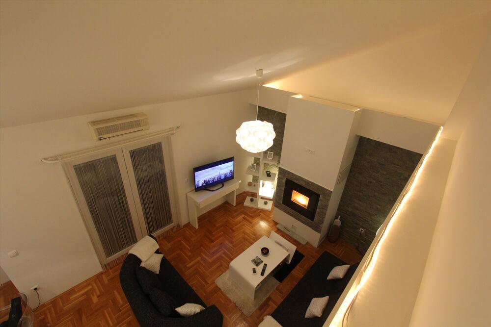 apartment penthouse - Soggiorno E Sala Da Pranzo Insieme 2